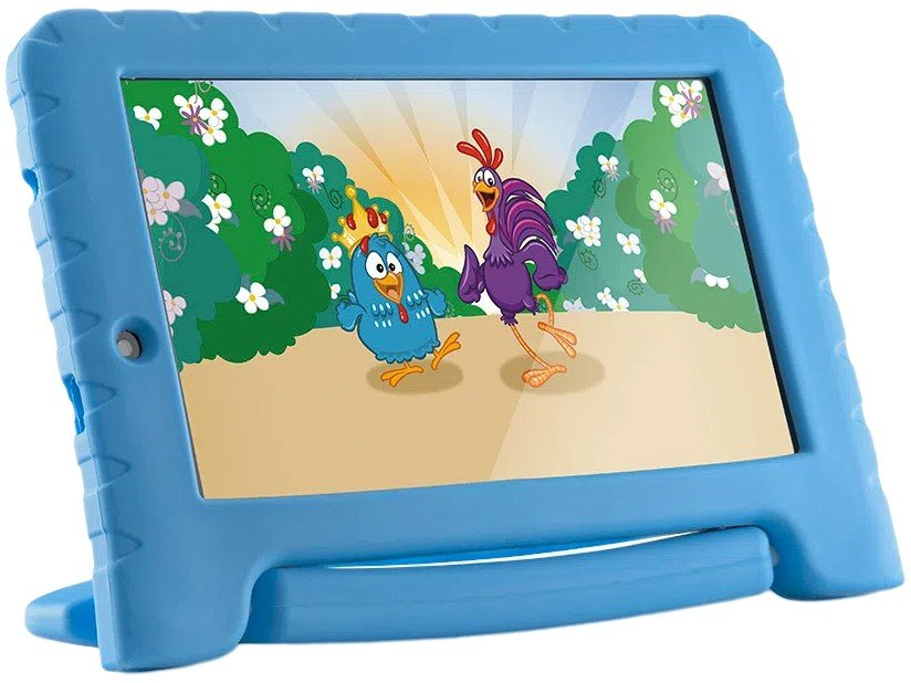 Tablet Infantil Multilaser Galinha Pintadinha 16Gb Dual Câm Android - 3