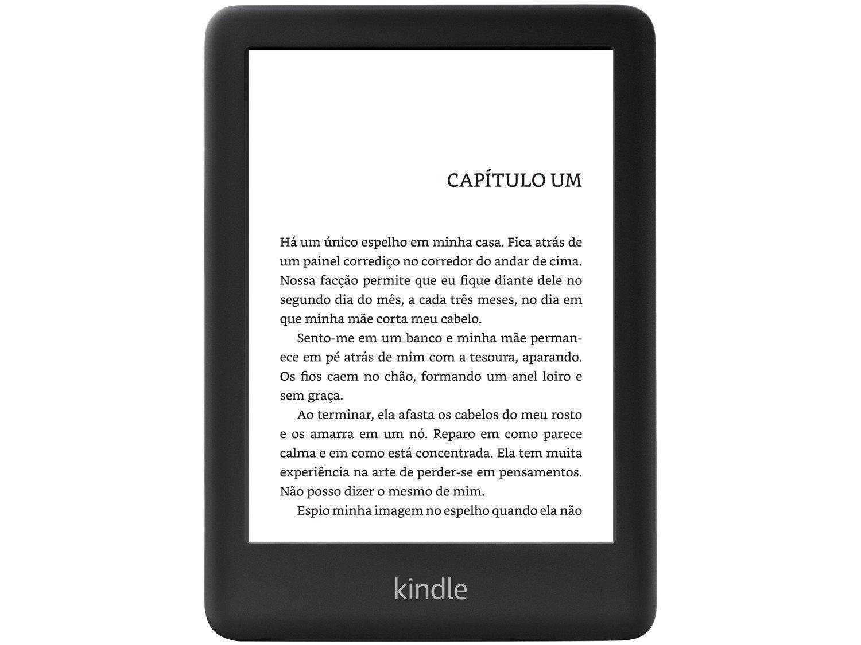 """Kindle 10ª Geração Tela 6"""" 8GB Wi-Fi Luz Embutida - Preto - Bivolt - 3"""
