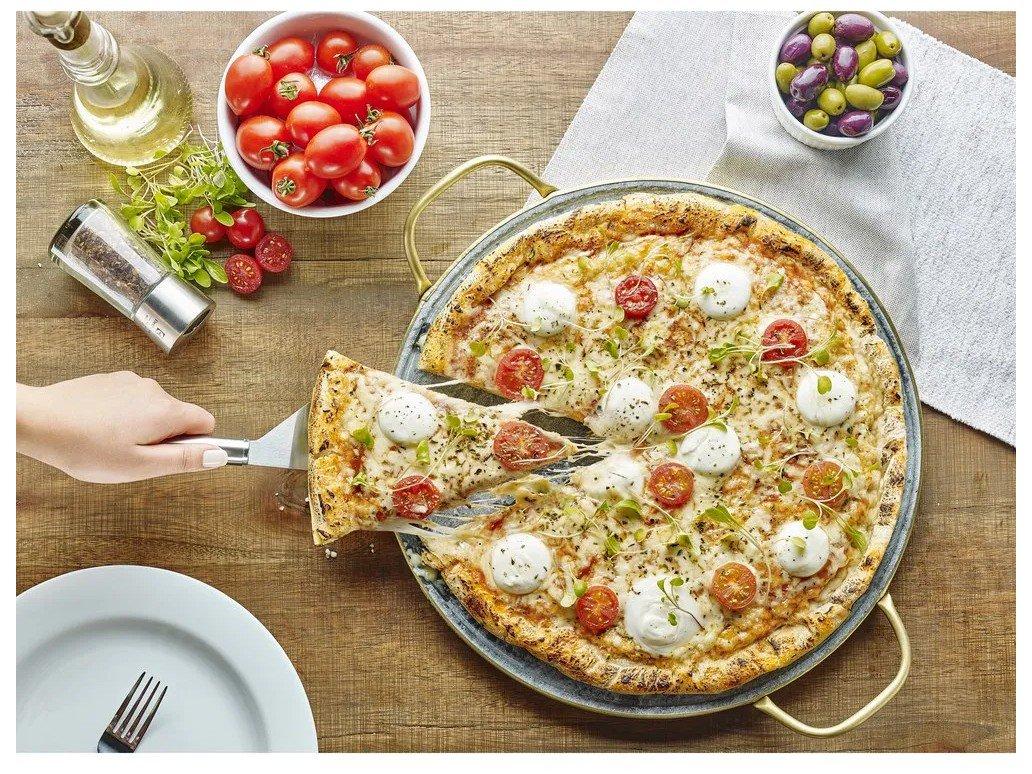 Assadeira para Pizza de Pedra Redonda - Electrolux A18884201 - 3