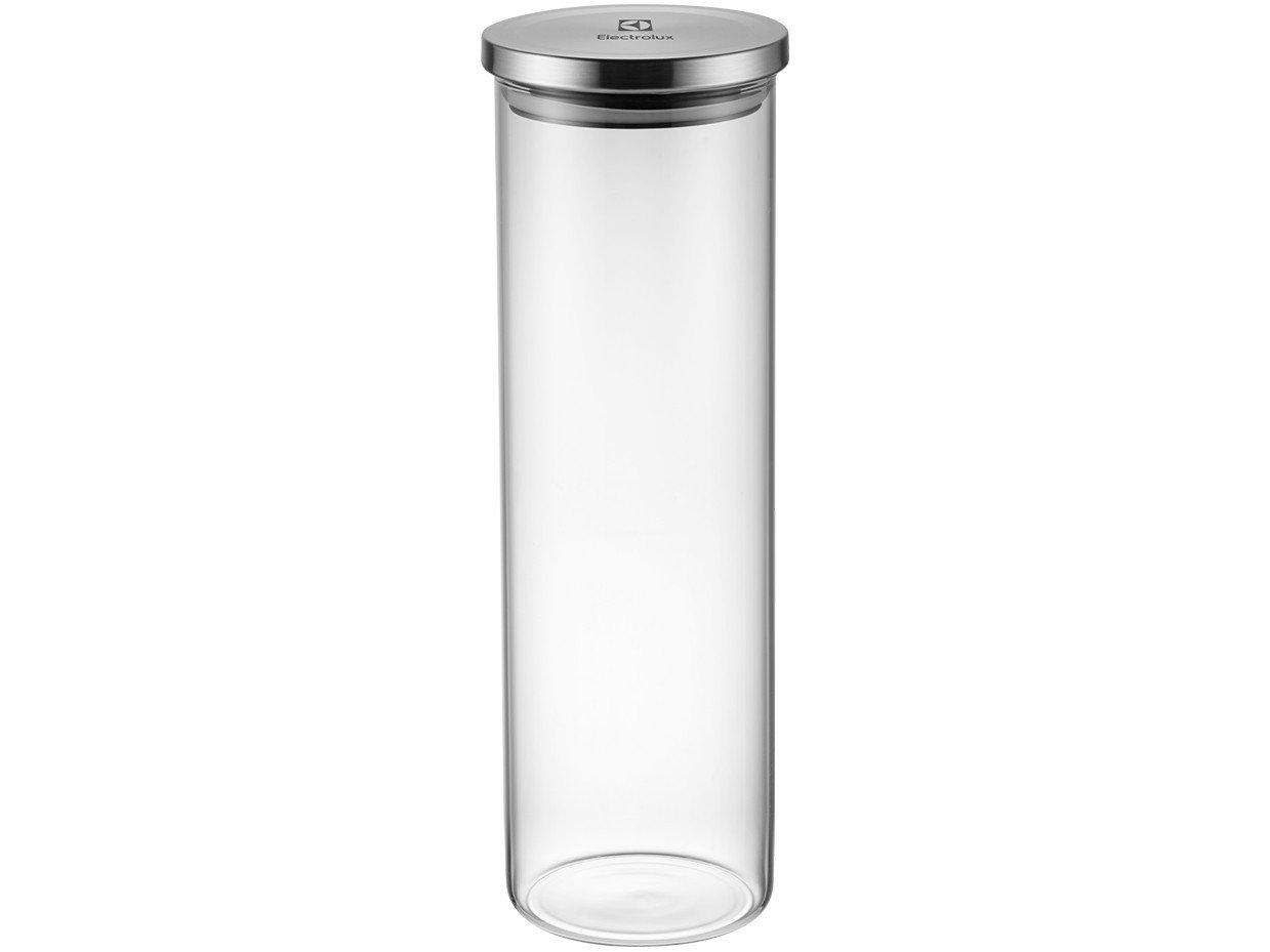 Jogo de Potes de Vidro Hermético Electrolux - com Tampa Redondo A18848101 4 Peças - 3