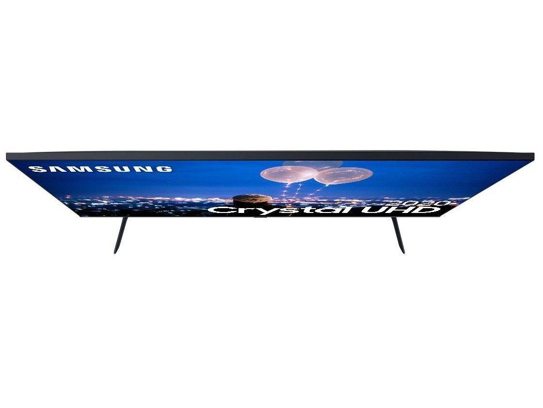 """Smart TV 4K LED 50"""" Samsung UN50TU8000GXZD - Wi-Fi Bluetooth HDR 3 HDMI 2 USB - Bivolt - 4"""
