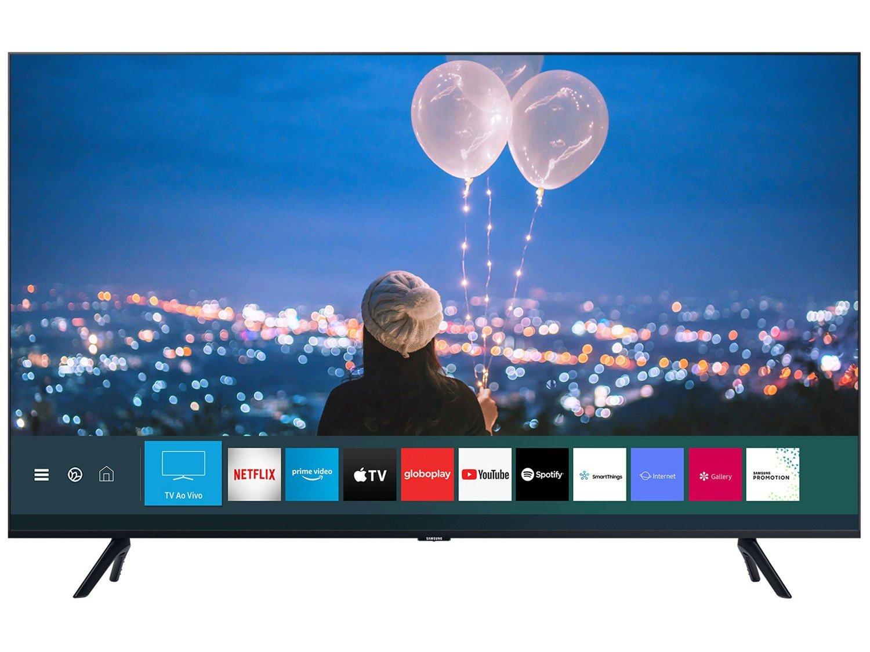"""Smart TV 4K LED 65"""" Samsung UN65TU8000GXZD - Wi-Fi Bluetooth HDR 3 HDMI 2 USB - Bivolt - 3"""