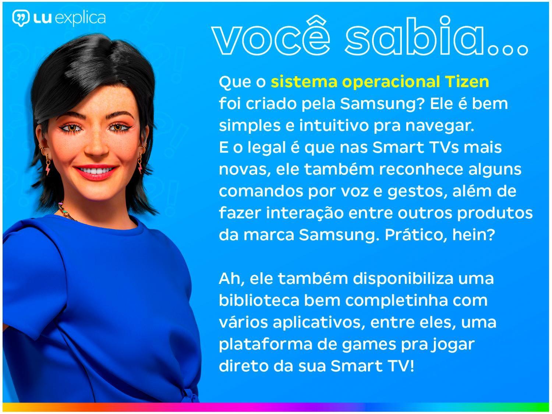 """Smart TV 4K QLED 50"""" Samsung QN50Q60TAGXZD - Wi-Fi Bluetooth HDR 3 HDMI 2 USB - Bivolt - 2"""
