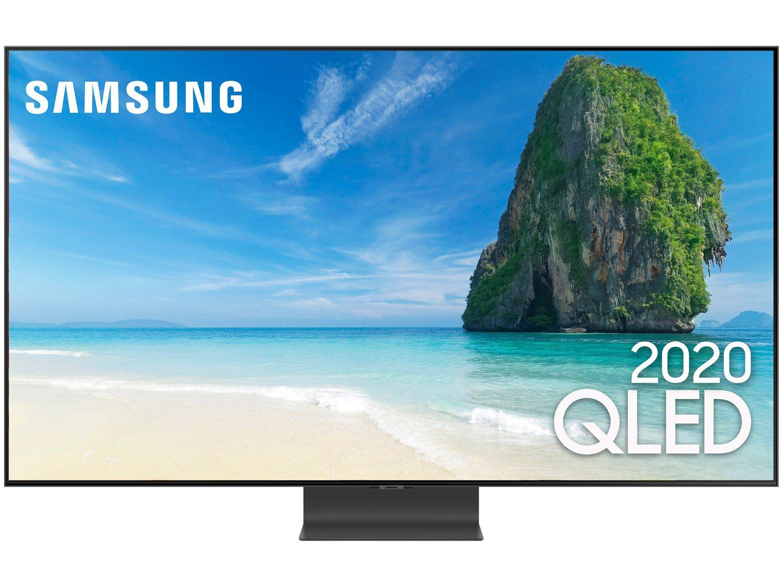 "Smart TV QLED 55"" Samsung Pontos Quânticos UHD 4K HDR 4HDMI Wi-Fi Q95T - 7"