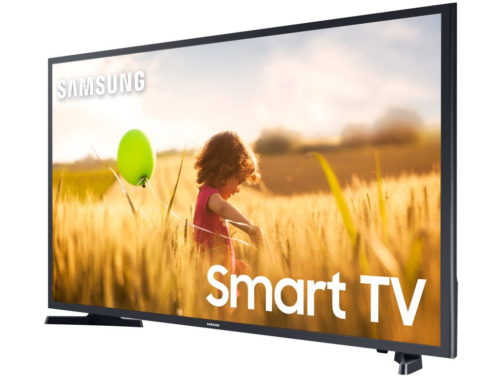 "Smart TV Full HD LED 43"" Samsung UN43T5300AGXZD - Wi-Fi Bluetooth HDR 2 HDMI 1 USB - Bivolt - 2"