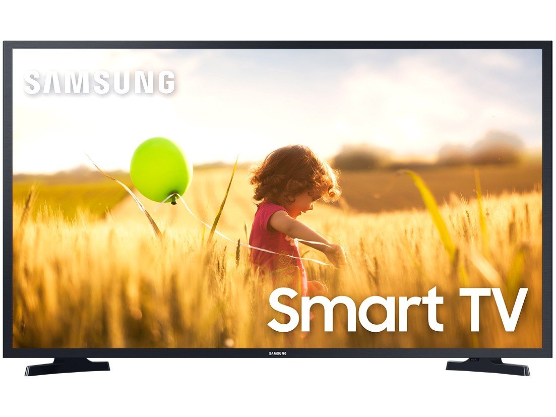 "Smart TV Full HD LED 43"" Samsung UN43T5300AGXZD - Wi-Fi Bluetooth HDR 2 HDMI 1 USB - Bivolt - 3"