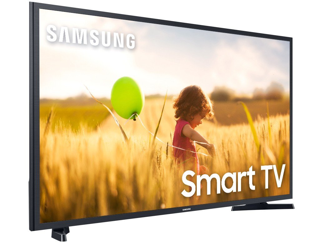 "Smart TV Full HD LED 43"" Samsung UN43T5300AGXZD - Wi-Fi Bluetooth HDR 2 HDMI 1 USB - Bivolt - 4"