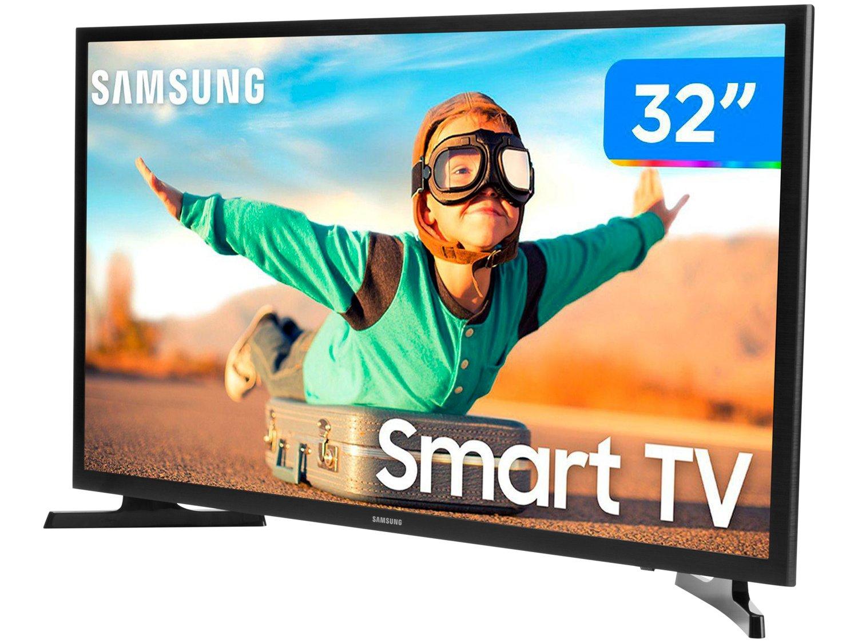 """Smart TV LED 32"""" Samsung UN32T4300AGXZD - Wi-Fi HDR 2 HDMI 1 USB - Bivolt - 3"""