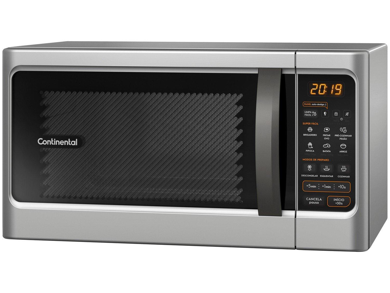 Micro-ondas Continental 34L MC34S - Prata - 110 V - 2