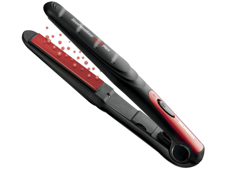 Kit Secador e Chapinha/Prancha de Cabelo Mondial - Beauty Infinity KT-94 - 220 V - 1
