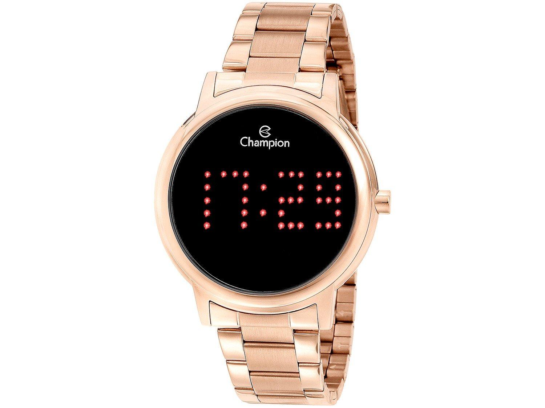 Relógio Feminino Champion Digital - CH40044P Rosê