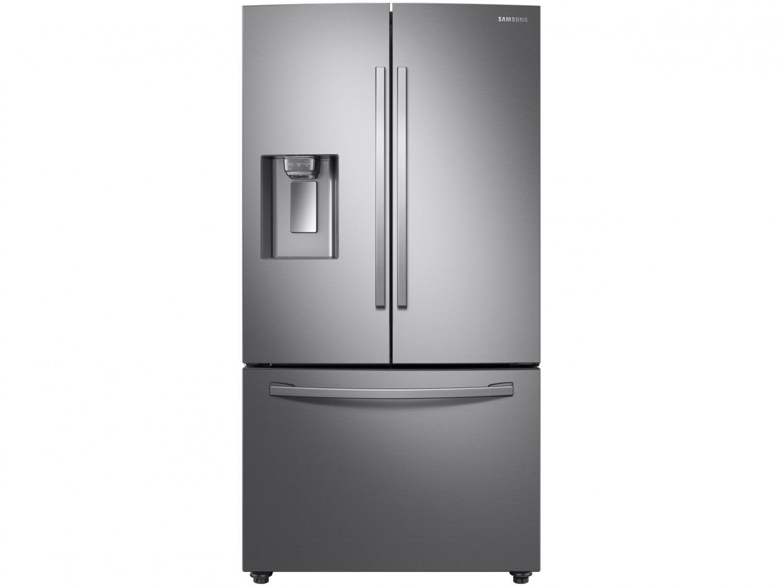 Refrigerador Samsung French Door RF23R com Tecnologia Twin Cooling Plus Inox - 536L - 110v - 3