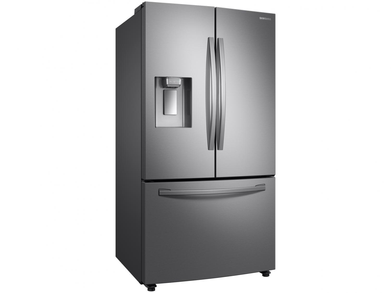 Refrigerador Samsung French Door RF23R com Tecnologia Twin Cooling Plus Inox - 536L - 110v - 11