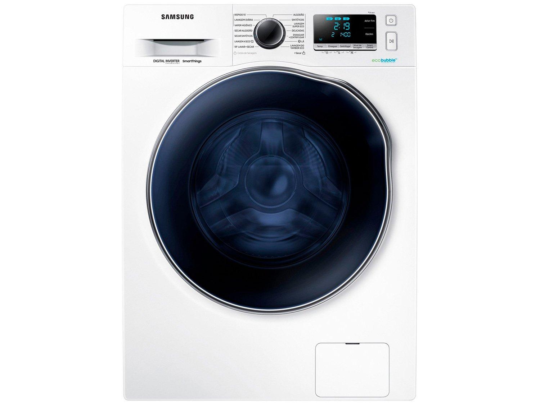 Lava e Seca Samsung 11Kg WD6000J WD11J64E4AW/AZ - Inverter 12 Programas de Lavagem Branca - 110 V