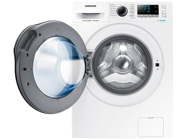 Lava e Seca Samsung 11Kg WD6000J WD11J64E4AW/AZ - Inverter 12 Programas de Lavagem Branca - 110 V - 4
