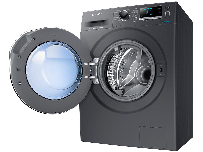 Lava e Seca Samsung 11Kg WD6000J Conectada - Wi-Fi EcoBubble 12 Programas de Lavagem - 110 V - 4