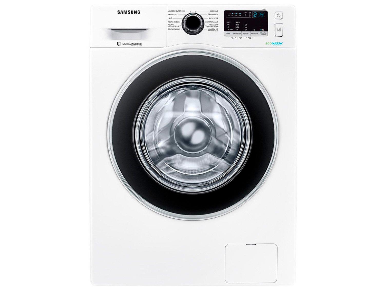 Lavadora de Roupas Samsung WW4000 WW11J4453JW/AZ - 11Kg Cesto Inox 12 Programas de Lavagem - 110 V