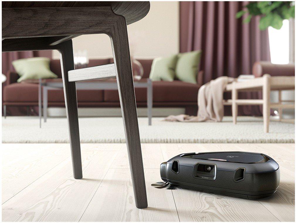 Robô Aspirador de Pó Electrolux 14,4V - Pure I9.2 PI92-4SGM - 3