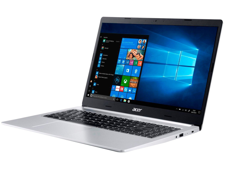 "Notebook Acer Aspire 5 A515-54G-53GP Intel Core i5 - 8GB 256GB SSD 15,6"" Placa NVIDIA 2GB Windows 10 - Bivolt - 2"