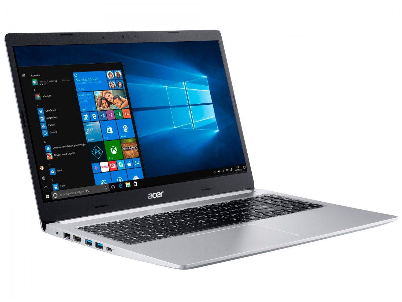 "Notebook Acer Aspire 5 A515-54G-53GP Intel Core i5 - 8GB 256GB SSD 15,6"" Placa NVIDIA 2GB Windows 10 - Bivolt - 4"
