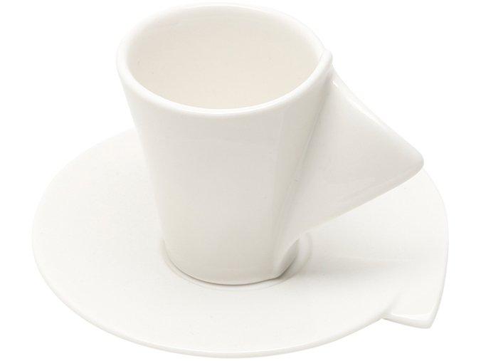 Jogo de Xícaras de Café Porcelana 65ml Wolff - Lyon 6 Peças - 2