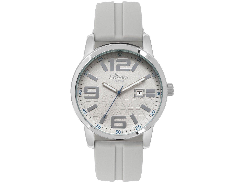 Relógio Masculino Condor Analógico - CO2115KUM/K2C Cinza com Acessório - 2