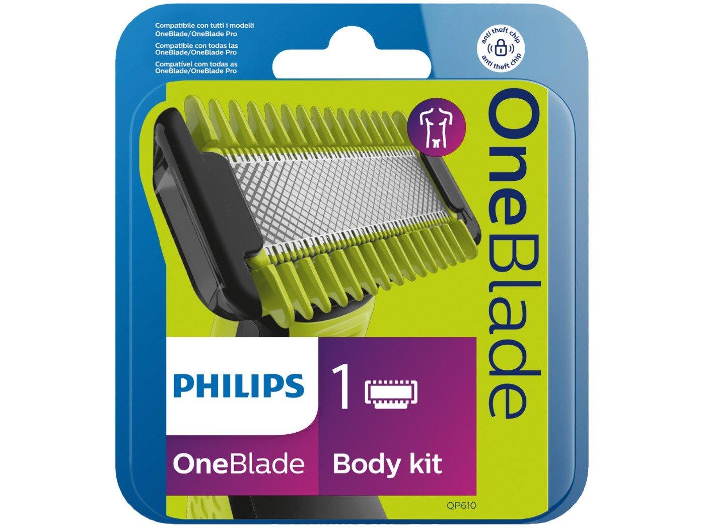 Lâmina para Barbeador Elétrico Philips - One Blade