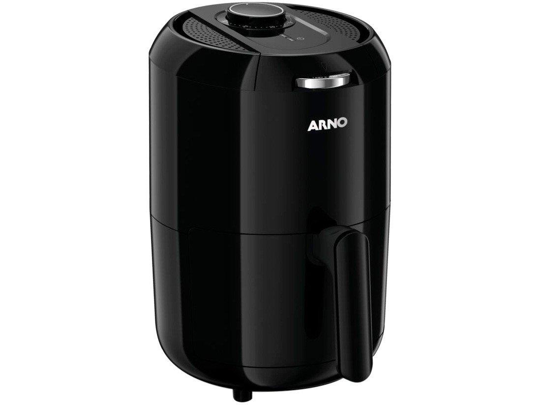 Fritadeira Elétrica sem Óleo Arno AirFry Compacta CFRY – Preta - 110V - 3