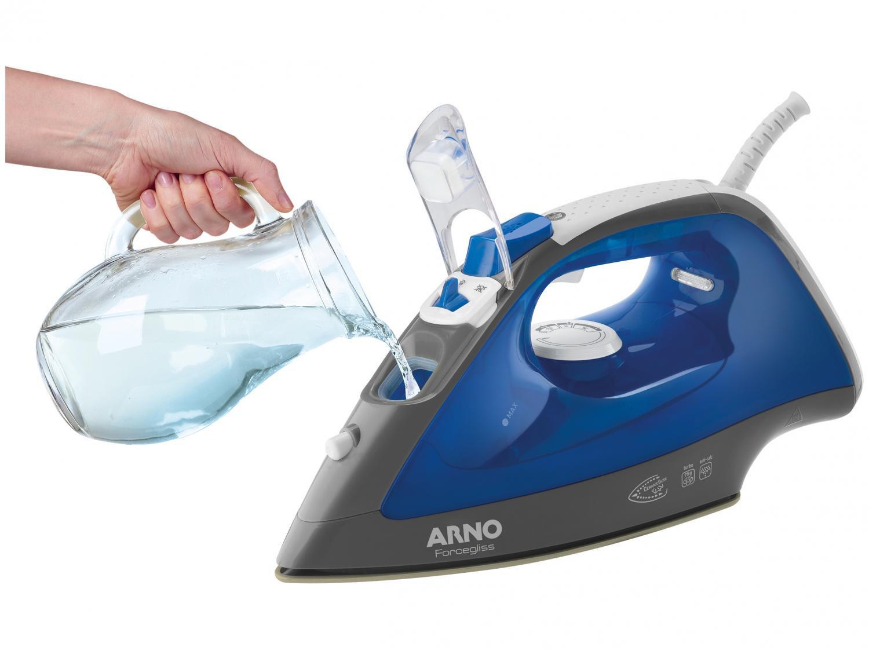 Ferro de Passar a Vapor Arno Forcegliss FFC1 com Spray – Azul - 220V - 5