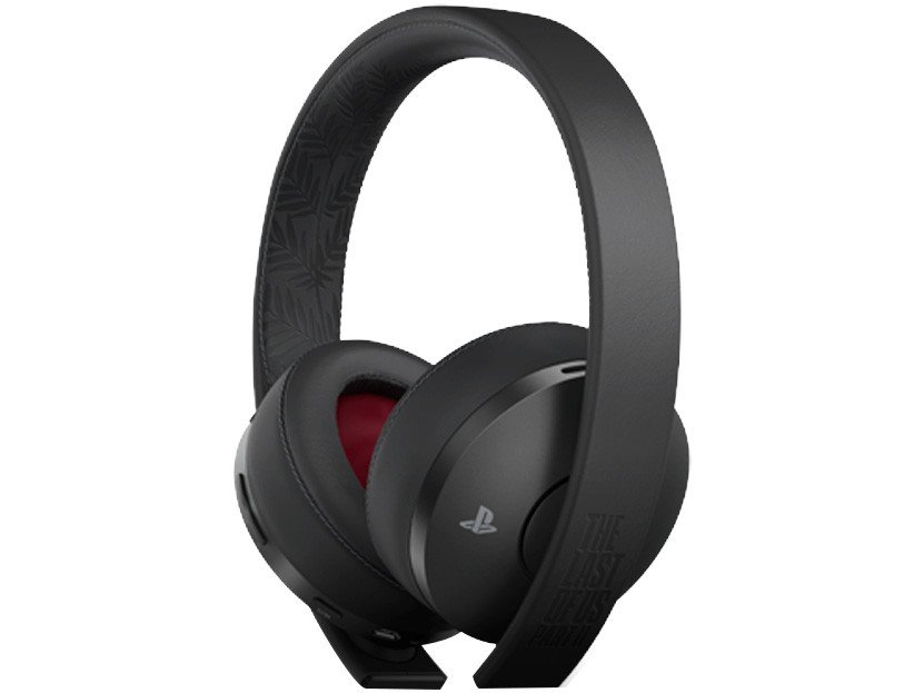 Headset Bluetooth Sony Série Ouro - The Last of Us Part II - Bivolt
