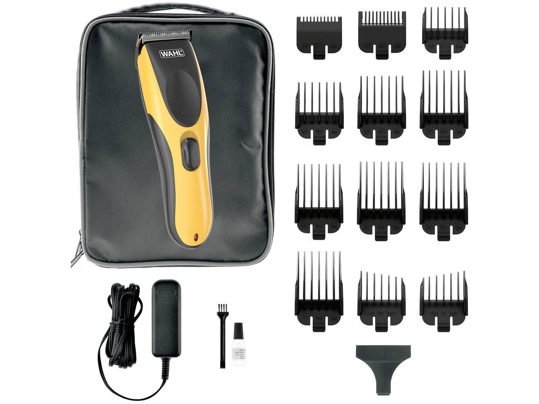 Máquina de Cortar Cabelo Wahl Clipper sem Fio - HairCut & Beard DIY 10 Níveis de Altura - Bivolt - 2