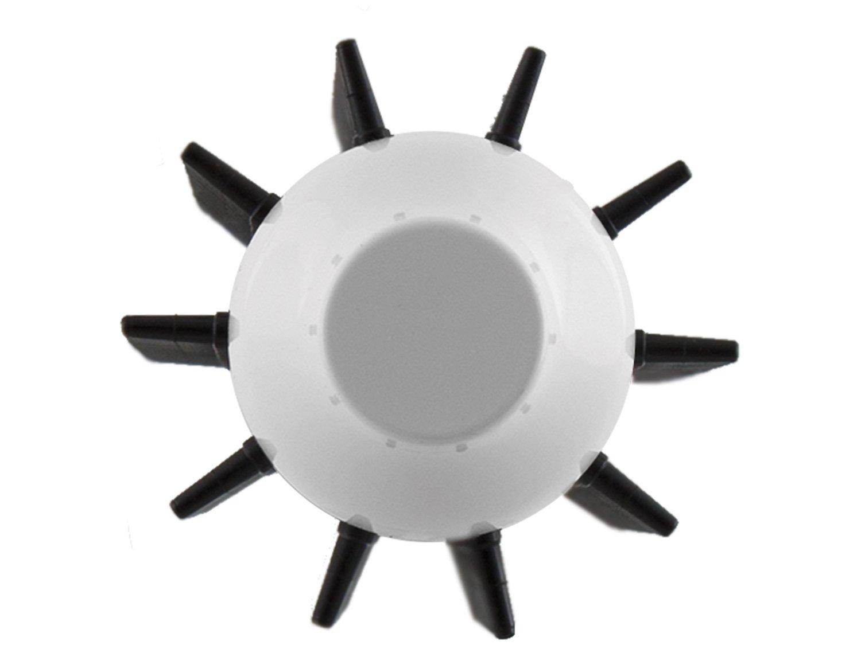 Escova Modeladora Britânia BEC04 - Turmalina com Íons 60W 1 Velocidade - Bivolt - 3