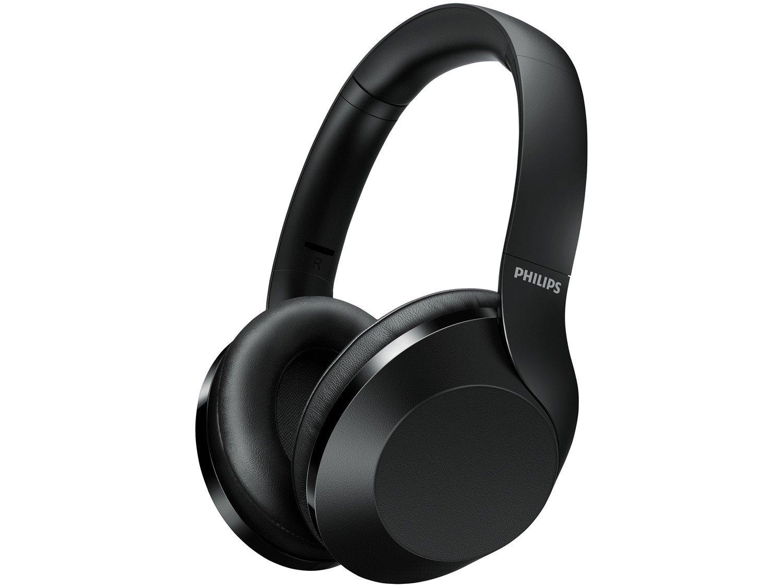 Fone de Ouvido Philips Wireless Bluetooth TAPH802BK/00 Preto - 1