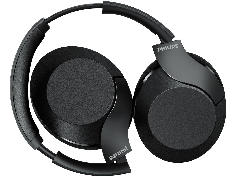Fone de Ouvido Philips Wireless Bluetooth TAPH802BK/00 Preto - 8
