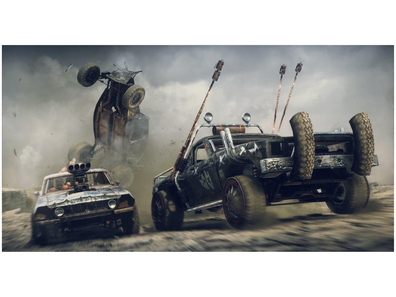 Mad Max para PS4 Warner Bros Games - Playstation Hits - 1