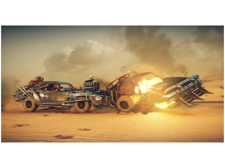 Mad Max para PS4 Warner Bros Games - Playstation Hits - 3