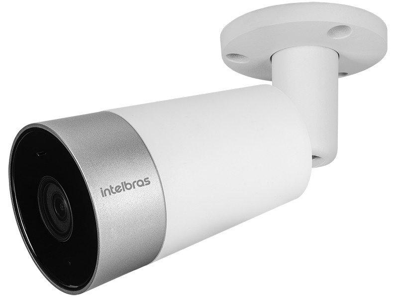 Câmera de Segurança Intelbras Wi-Fi Bullet Full HD - Interna e Externa Visão Noturna Mibo Cam iM5 - 3