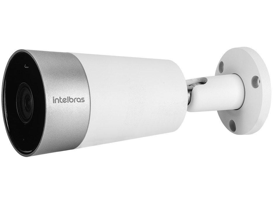 Câmera de Segurança Intelbras Wi-Fi Bullet Full HD - Interna e Externa Visão Noturna Mibo Cam iM5 - 4