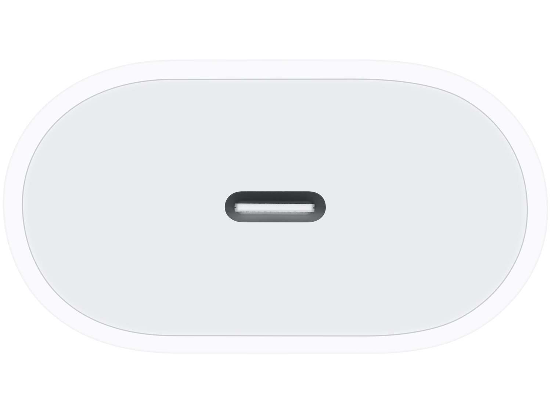 Carregador USB-C de 20W Apple Branco Original -  - 2