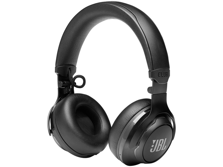 Fone de Ouvido JBL Club 700BT Bluetooth - Preto - 1