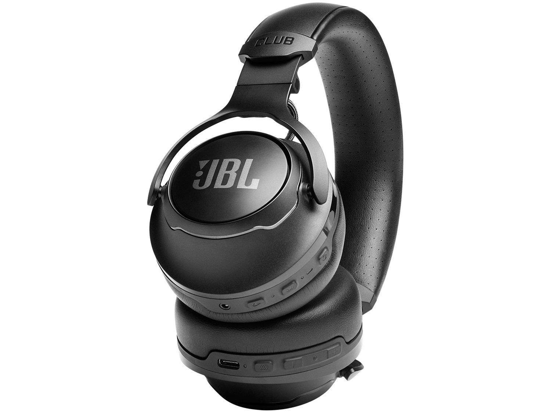 Fone de Ouvido JBL Club 700BT Bluetooth - Preto - 7