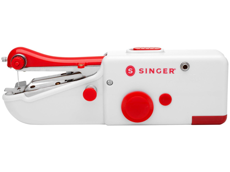 Máquina de Costura Singer - Portátil - Bivolt