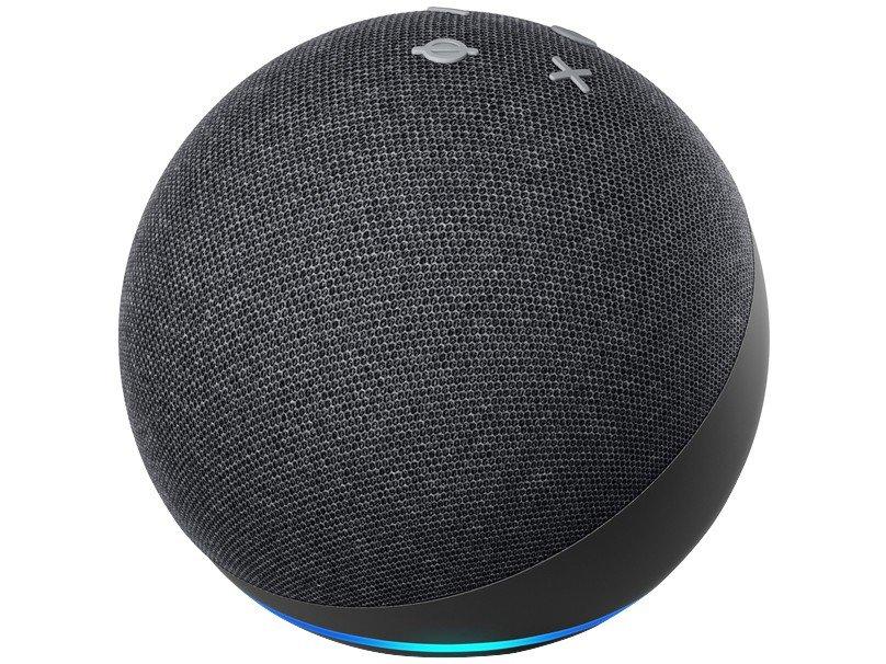 Echo Dot 4ª Geração Smart Speaker com Alexa - Amazon - Bivolt