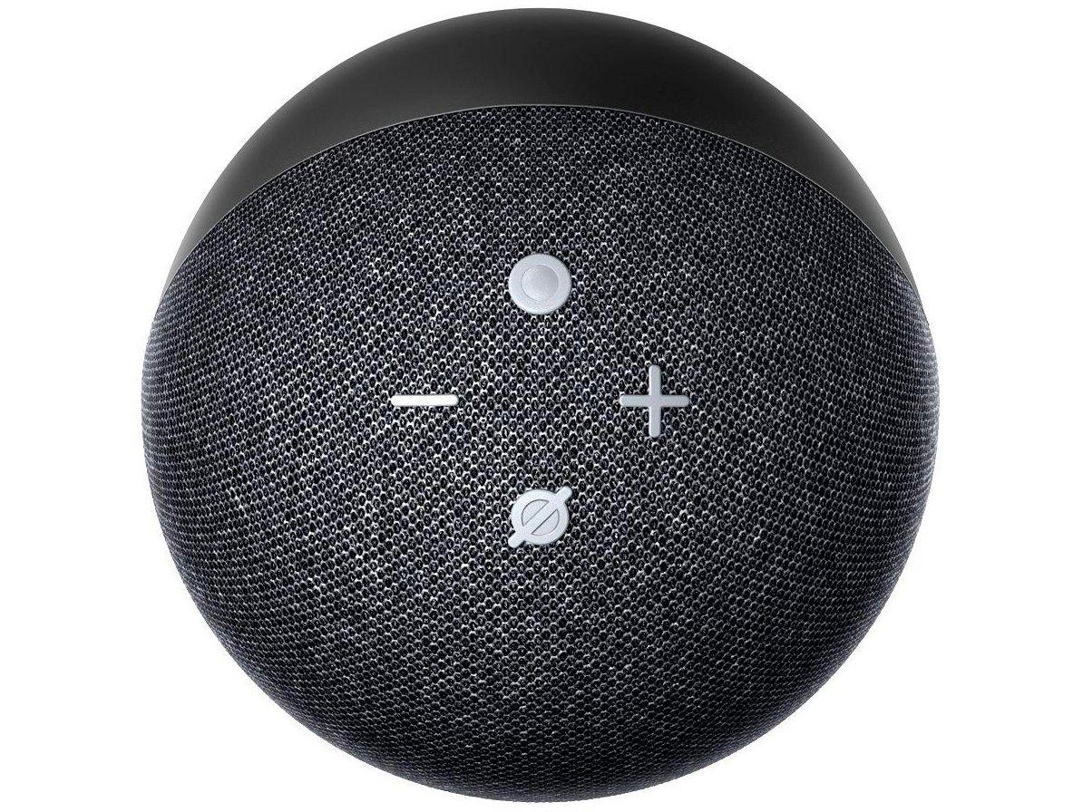 Echo Dot 4ª Geração Smart Speaker com Alexa - Amazon - Bivolt - 2