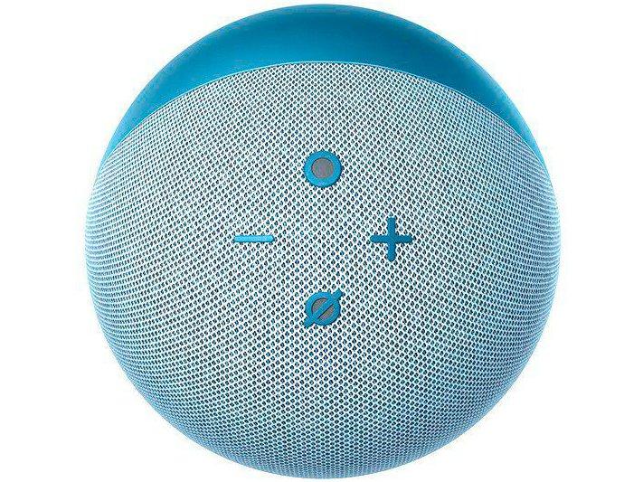 Smart Speaker Amazon Echo Dot 4ª Geração com Relógio e Alexa – Branco - 5