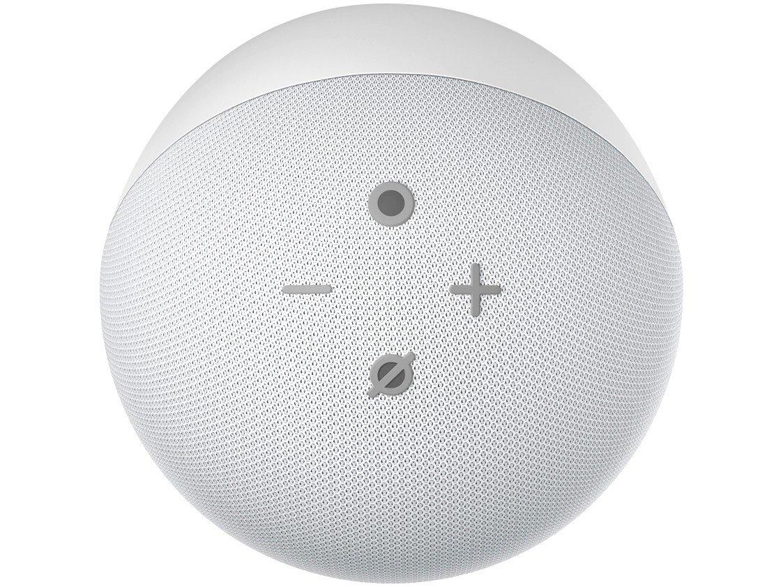 Smart Speaker Amazon Echo Dot 4ª Geração com Relógio e Alexa – Azul - 5