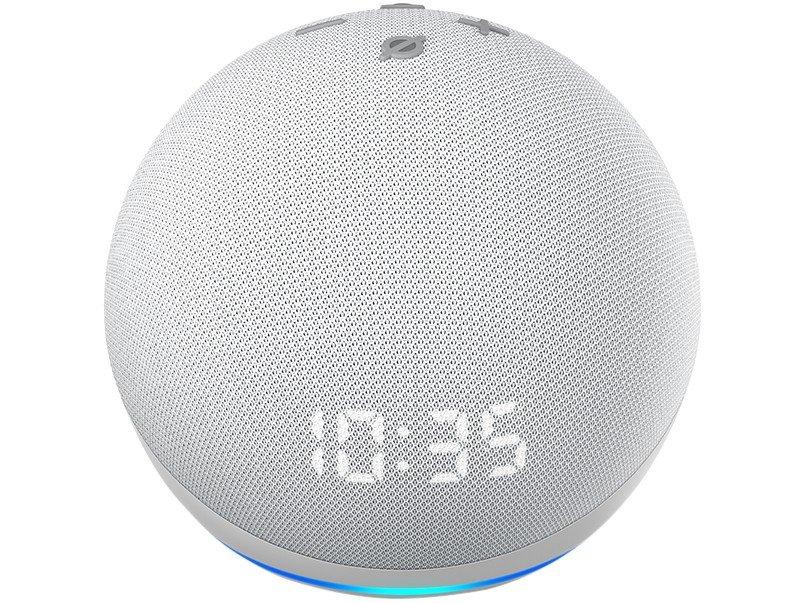 Smart Speaker Amazon Echo Dot 4ª Geração com Relógio e Alexa – Azul - 8