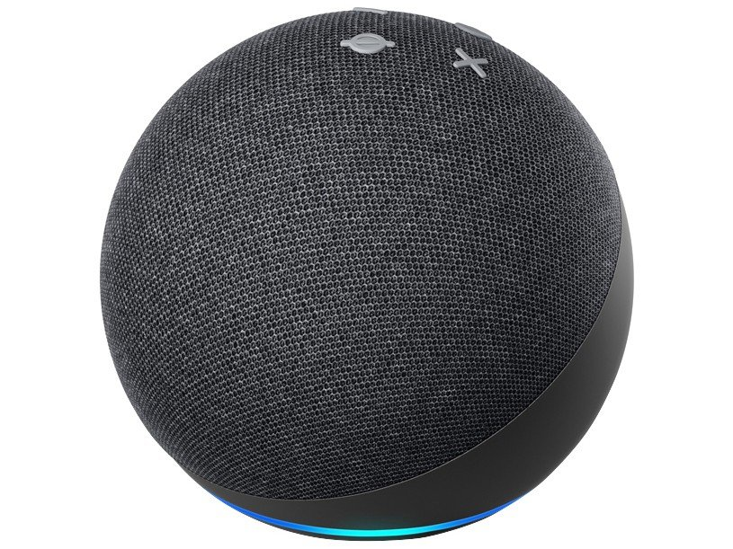Echo 4ª Geração Smart Speaker com Alexa - Amazon - Bivolt