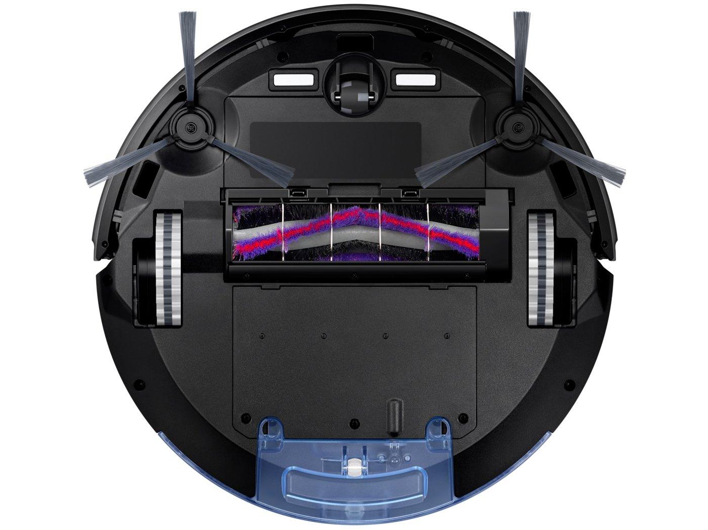 Robô Aspirador de Pó Samsung 55W - POWERbot-E VR5000RM - 2