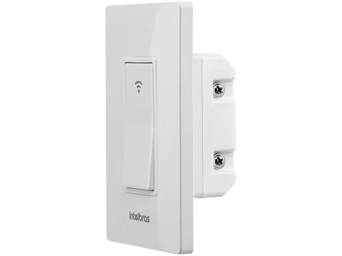 Interruptor de Iluminação Inteligente Izy - EWS 101 Intelbras - 2